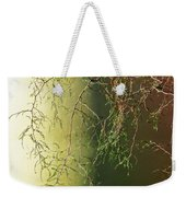 The Green End Of The Spectrum  Weekender Tote Bag