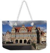 The Green Gate - Gdansk Weekender Tote Bag