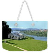 The Green Grass Of Home Weekender Tote Bag