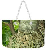 The Green Man Weekender Tote Bag