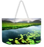 The Green Of Our Land Weekender Tote Bag