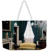 The Green Room In The White House Weekender Tote Bag