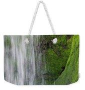 The Green Side Weekender Tote Bag