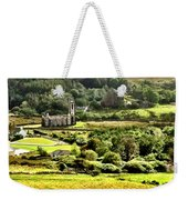 The Green Valley Of Poisoned Glen Weekender Tote Bag