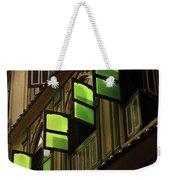 The Green Windows Weekender Tote Bag