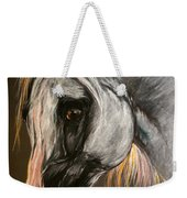 The Grey Arabian Horse Weekender Tote Bag