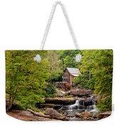 The Grist Mill Weekender Tote Bag by Steve Harrington