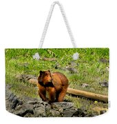 The Grizzly Weekender Tote Bag