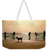 The Guardian Dog Weekender Tote Bag