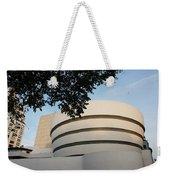 The Guggenheim Museum Weekender Tote Bag