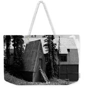 The Guide House At Paradise Weekender Tote Bag