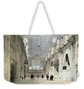 The Guildhall, Interior, From London As Weekender Tote Bag