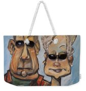 The Gundersons Take A Cruise Weekender Tote Bag