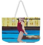 The Gymnast Weekender Tote Bag