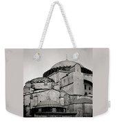 The Hagia Sophia Weekender Tote Bag by Shaun Higson
