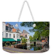 The Hague In The Netherlands Weekender Tote Bag