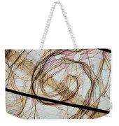 The Hair Net Weekender Tote Bag