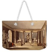 The Hall At The Royal Academy, Somerset Weekender Tote Bag