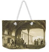 The Hall Of Mirrors In The Palace Weekender Tote Bag by Grigori Grigorevich Gagarin