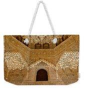 The Hall Of The Arabian Nights Weekender Tote Bag