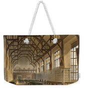 The Hall Of Trinity College, Cambridge Weekender Tote Bag