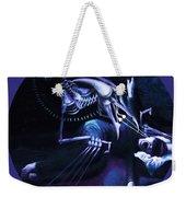 The Hallucinator Weekender Tote Bag by Shelley  Irish