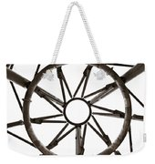 The Halo Panopticon In Lancashire Weekender Tote Bag