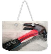 The Hammer Weekender Tote Bag by Ryan Burton