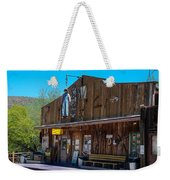 The Hanging - Apache Country Weekender Tote Bag