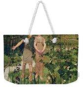 The Happy Valley, 1898 Weekender Tote Bag