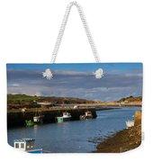 The Harbour At Hayle Cornwall Weekender Tote Bag