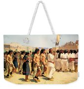 The Harvest Dance Weekender Tote Bag
