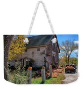 The Harvest Is In Weekender Tote Bag by Jeff Folger