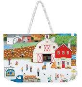 The Harvest Moon Weekender Tote Bag