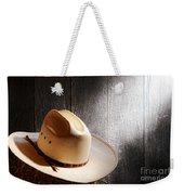 The Hat Weekender Tote Bag