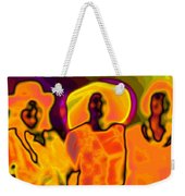 The Hat Sisters Weekender Tote Bag