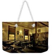 The Haunted Classroom Weekender Tote Bag