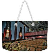 The Haunted Cole Theater Weekender Tote Bag