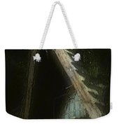 The Haunted Gable Weekender Tote Bag
