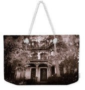 The Haunting Weekender Tote Bag by David Dehner