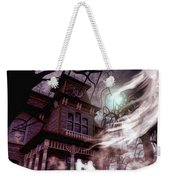 The Haunting Of Blackthorne Manor  Weekender Tote Bag
