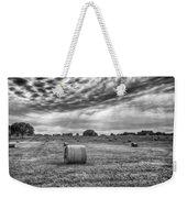 The Hay Bails Weekender Tote Bag