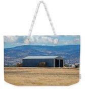 The Hay Shed Weekender Tote Bag