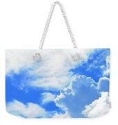 The Head In The Clouds Weekender Tote Bag