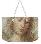 The Head Of Christ Weekender Tote Bag