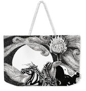 the Headless Horseman Weekender Tote Bag