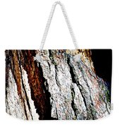 The Heart Of Barkness In Mariposa Grove In Yosemite National Park-california  Weekender Tote Bag