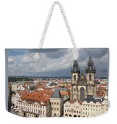 The Heart Of Old Town Weekender Tote Bag