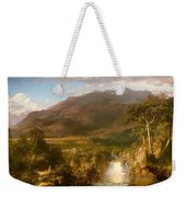 The Heart Of The Andes Weekender Tote Bag