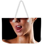 The Heat Is On Weekender Tote Bag